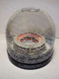 3 Rivers Snow Globe