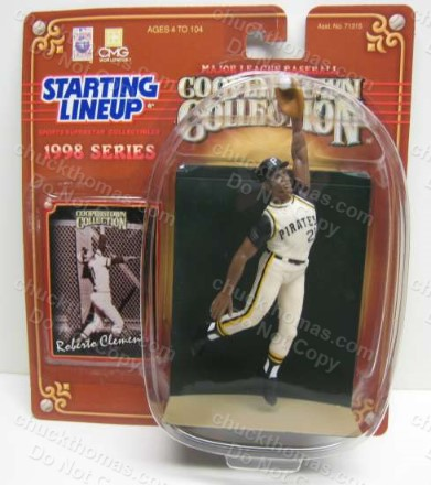 1998 Clemente Starting Lineup