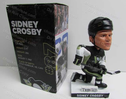2015 Sidney Crosby Bobblehead Doll Home Game Promotion