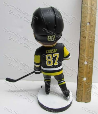 2018 Sidney Crosby Home Game Promotion Bobblehead