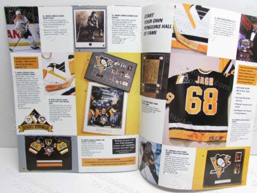 Pittsburgh Penguins Mail Order Catalog