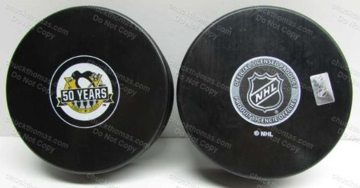 Penguin OFFICIAL 50 Seasons Puck