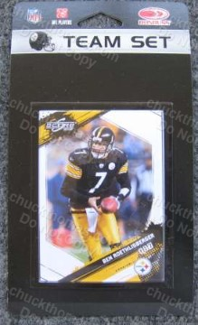 2009 Steeler Team Set
