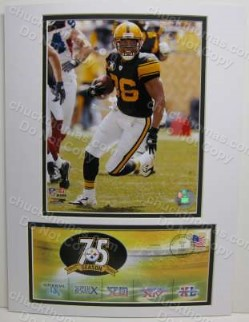 Hines Ward Steeler Photo