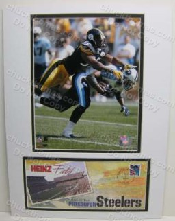 Joey Porter Steeler Photo