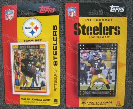 Steelers Team Sets