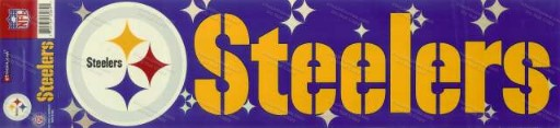 Steeler FREE Bumper Sticker