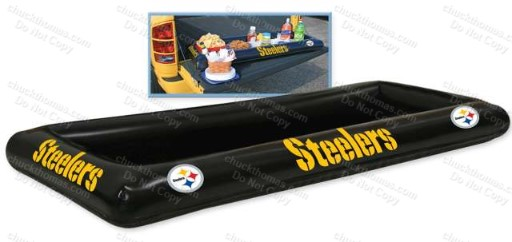 Steelers Inflatable Buffet