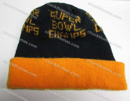 1975 Training Camp 1975 Steelers Knit Hat