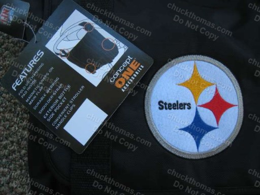 The Ultimate Diaper Bags - Pittsburgh Sttelers Football