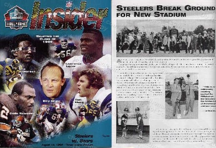 8/13/99 Steeler Insider Program