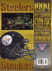 1995 Steeler Yearbook