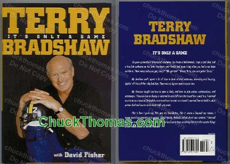 2001 Terry Bradshaw Book