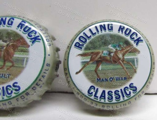 Rolling Rock Horse Crown